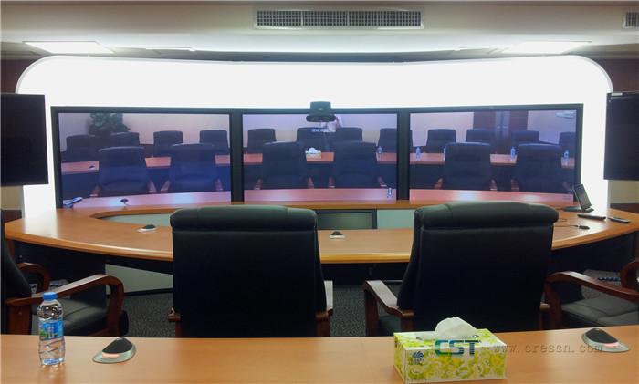 思科远程视频会议网真系统