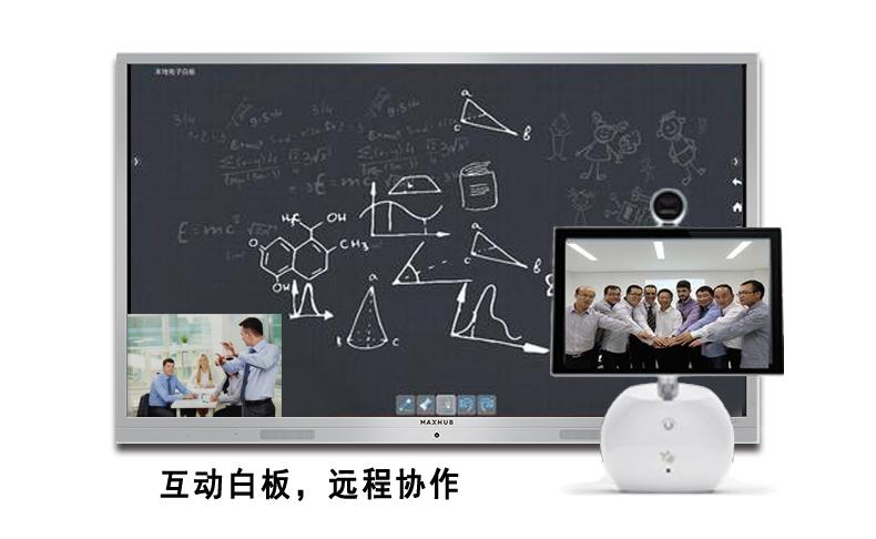MAXHUB+小鱼易连,打造企业级视频通讯及会议协作方案